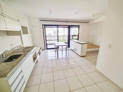 Apartamento Com 1 Dormitório, 42 M² - Venda Por R$ 450.000,00 Ou Aluguel Por R$ 2.000,00/mês - Bela Vista - São Paulo/sp - Ap30673