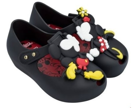 Mini Melissa Ultragirl + Disney Twins Iii Bb - Baby Origianl
