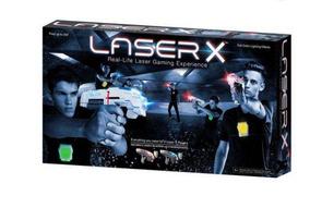 Laser X - 2 Blasters 2 Coletes - Sunny 1415