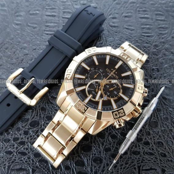 Relógio Technos Legacy Os2aajac/4p Troca Pulseira