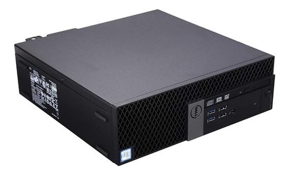 Dell Optplex 3040 Intel I5-6500, 8gb, Ssd 240gb Windows 10