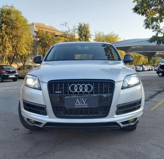 Audi Q7 - 3.0 - V6 - Turbo