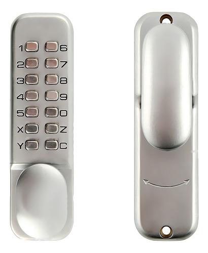Botón Pulsador Digital Cerradura De Puerta Teclado De