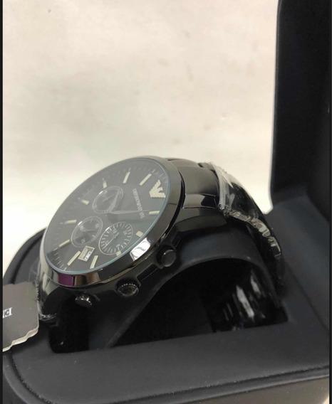 Relógio Armani Ar2453 Original Com Caixa E Manual E Certific