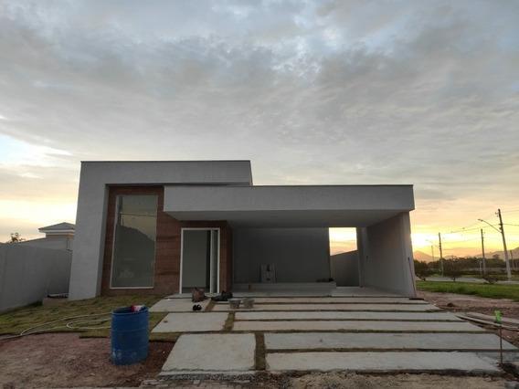 Casa Super Moderna No Alphaville Maricá