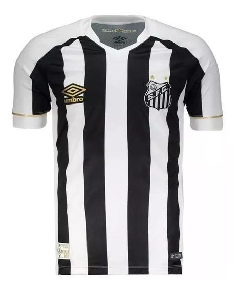 Camisa Santos Away Oficial Ii Umbro 2018 2019 C/ Nota Fiscal