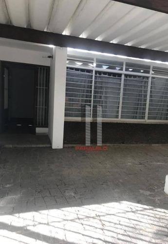 Sobrado À Venda, 160 M² Por R$ 1.300.000,00 - Parque Da Mooca - São Paulo/sp - So1377
