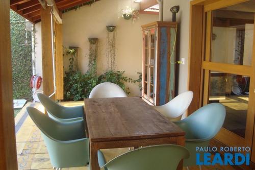 Casa Assobradada - Alto Da Lapa  - Sp - 610153