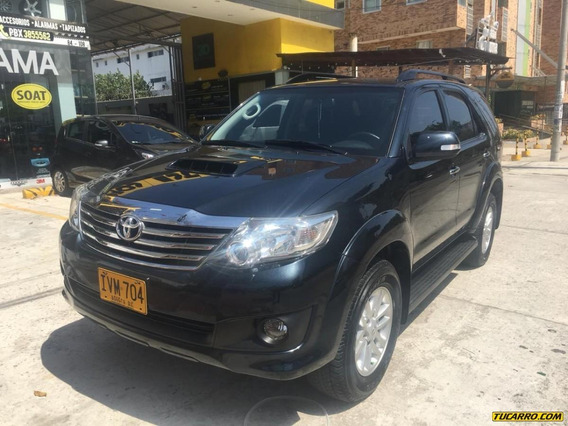 Toyota Fortuner Srv Plus 7p