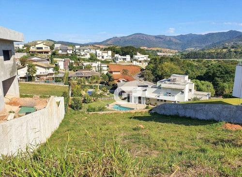 Terreno À Venda, 800 M² Por R$ 320.000,00 - Condomínio Serra Da Estrela - Atibaia/sp - Te0475