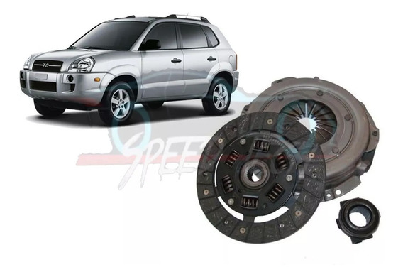 Kit Embreagem Hyundai Tucson 2.0 16v 2005 A 2012 Nova