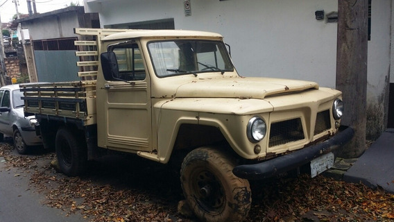 Ford Rural Ano 75