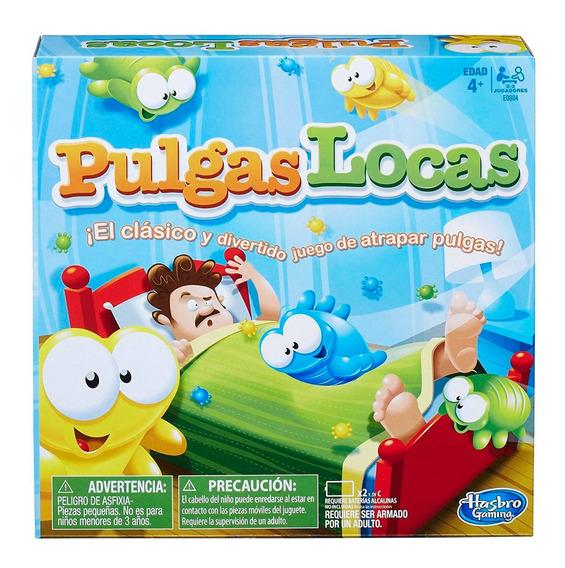 Hasbro Juego Pulgas Locas