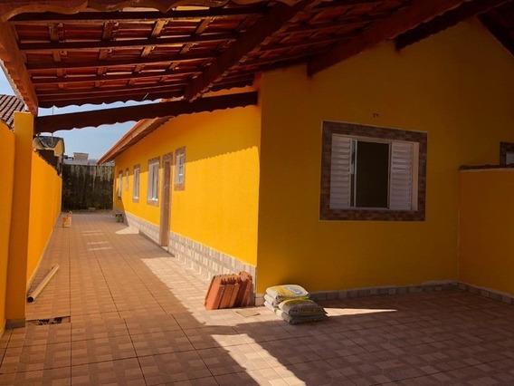 Casa Nova Em Mongaguá - 2034 - 34305115