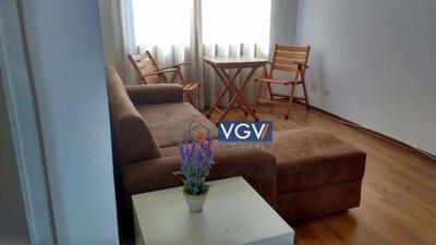 Apartamento Residencial Para Locação, Vila Mascote, São Paulo. - Ap1578
