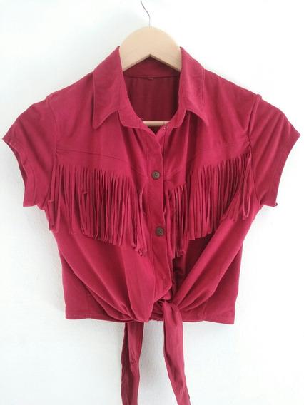 Camisa Invierno Texana