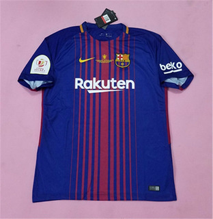 Especial Camisa Barcelona Copa Do Rei Messi #10