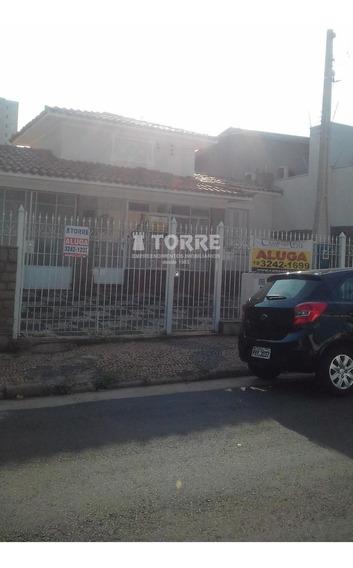 Casa Para Aluguel Em Jardim Chapadão - Ca003470