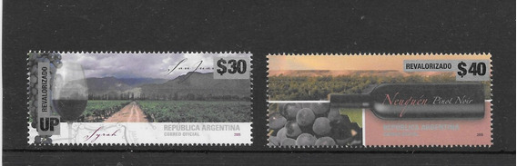 Argentina 2018 Revalorizado $40, $30 Vinos Raros !.