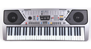 Oganeta Piano Teclado Semi Profesional Juguete Niño Adulto