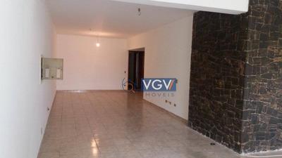 Casa Residencial E Comercial À Venda, Vila Parque Jabaquara, São Paulo. - Ca0376