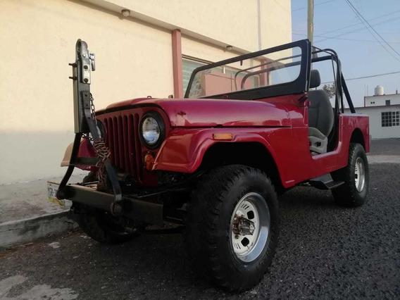 Jeep Wrangler Willys Cj5