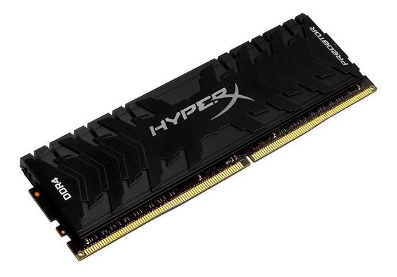Memoria Pc Gamer Ddr4 Hyperx Predator 16gb 2400mhz 4