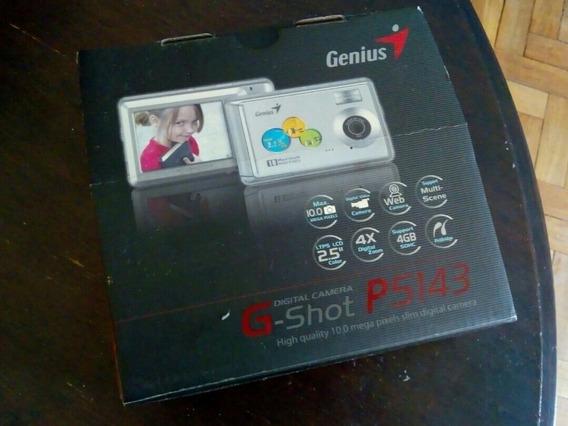 Câmera Fotográfica - Genius Gshot - P5143