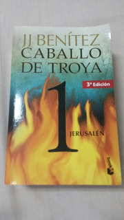 Libro Caballo De Troya 1 Jj Benitez. +2 +3 +4 +6 +7