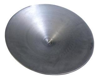 Bateia Para Garimpo Em Aço Galvanizado 70cm - Unidade