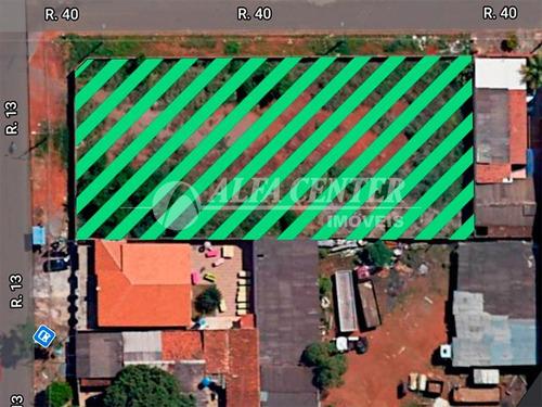 Área À Venda, 2000 M² Por R$ 3.000.000,00 - Setor Santos Dumont - Goiânia/go - Ar0128