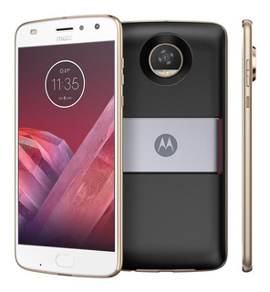 Motorola Z2 Play Dual Sim 64 Gb Ouro 4 Gb Ram Tela 5.5