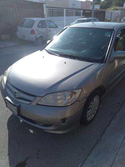 Honda Civic 1.7 Coupe Ex Mt 2004