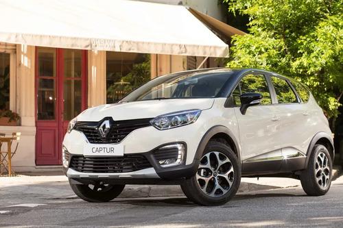 Renault Captur 1.6 Intens Cvt Bose 0km 2021 E/inmediata(jav)