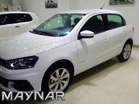Vw Gol Trend1.6 - Adjudicado Okm 2018 M