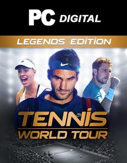 Tennis World Tour Pc Tenis Español / Edición Deluxe Digital