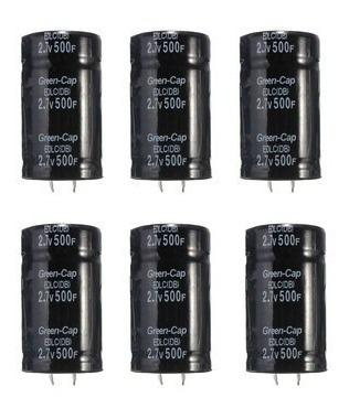 Ultra Capacitor 3000f 27v Boostcap - Capacitores [Promoção