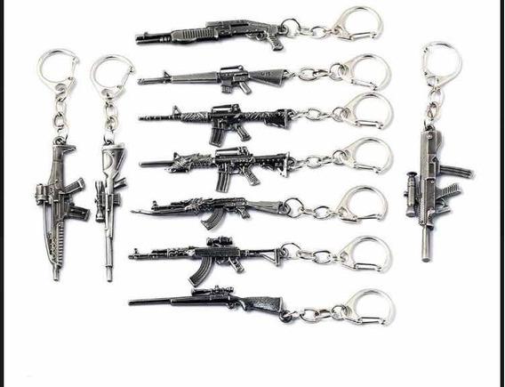 100 Chaveiros Armas Call Of Dutty Mw Country Strike + Capa