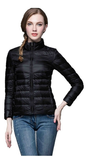 Campera Mujer Inflable Impermeable Importada Winter Snow
