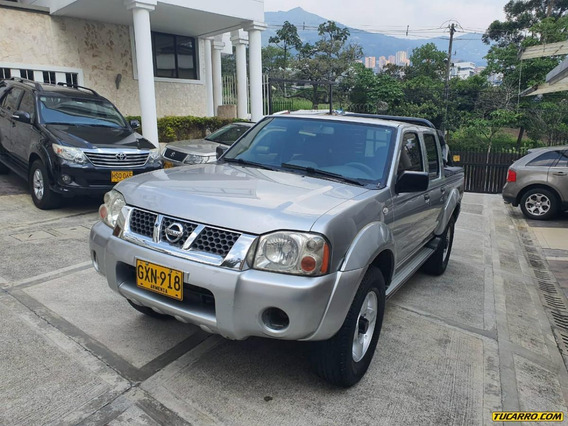 Nissan Frontier Ax Mt 3.0 4x4 Japonesa