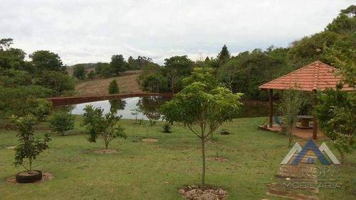 Chácara À Venda, 5955 M² Por R$ 390.000,00 - Fazenda Nata - Londrina/pr - Ch0171