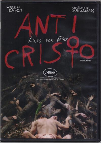 Anticristo Antichrist Lars Von Trier Pelicula Dvd