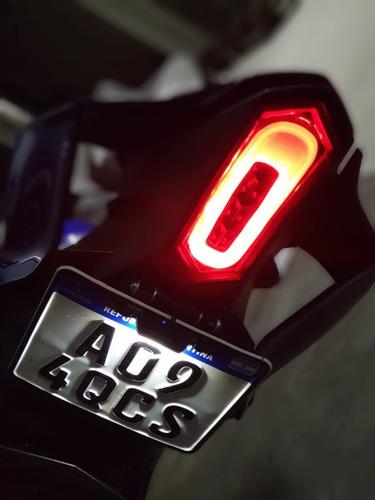 Acc Luz Patente P/ Portapatentefender Rebatible Stgmotosport