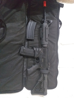 Vendo Aeg M4a1 Fullmetal (king Arms)