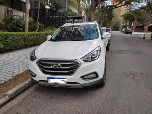 Imagem 1 de 10 de Hyundai Ix35 2021 2.0 Gl 2wd Flex Aut. 5p