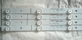 Kit Barra Led Completo Philco Ph39n91