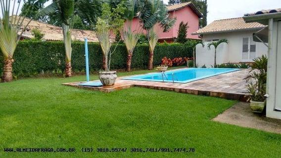 Casa Em Condomínio Para Locação Em Sorocaba, Araçoiaba Da Serra, 3 Dormitórios, 1 Suíte, 1 Banheiro, 1 Vaga - Loc-254