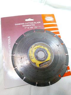 Disco De Corte 7 X 7/8 Diamond