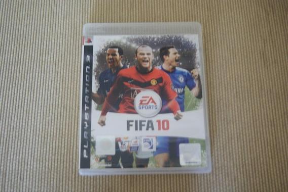 Jogo Ps3 - Fifa 10
