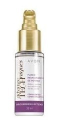 Kit 3 Advance Fluido Restaurador De Pontas 30ml Avon